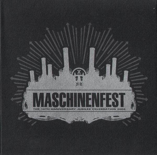 Maschinenfest 2008